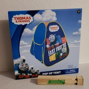 Brand New Thomas the Train tent and free whistle